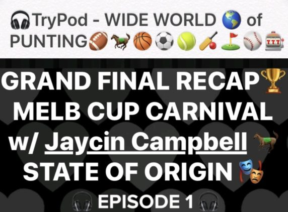 TRYPOD WIDE WORLD OF PUNTING – EPISODE 1