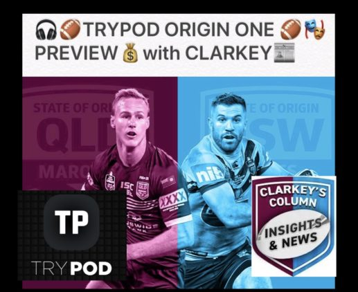 ORIGIN 1 PREVIEW WITH CLARKEY