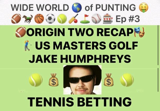 WIDE WORLD OF PUNTING – EPISODE 3